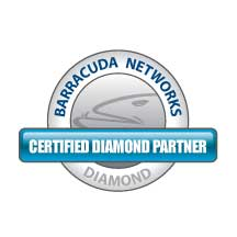 Barracuda Networks Diamond Partner